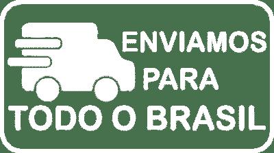 Entregamos em Todo Brasil