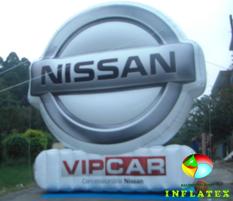 Logomarcas Infláveis