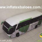 Replica Ônibus Inflável