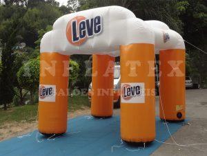 Tenda Inflável Leve