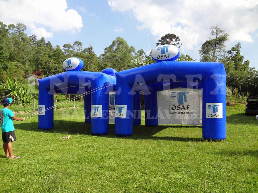 Tenda Inflável OSAF