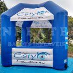 Tenda Inflável Ótica Estylo
