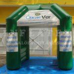 Tenda Inflável Ótica Ver