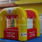 Tenda Inflável Prefeitura Canoa