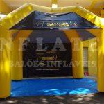 Tenda Inflável Pulseison