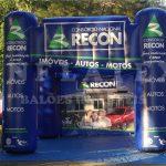 Tenda Inflável Recon