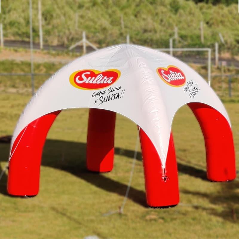 Tenda Inflável Sulita