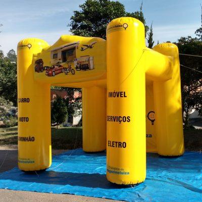 Tenda Inflável Luiza